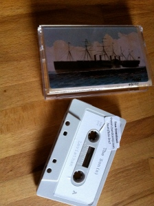 The Son(s) mini-album 'Leviathan' in cassette form.