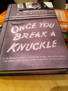 Once You Break a Knuckle, D.W. Wilson