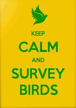 10 Dec Vivien Bartlett ‏@newviv@adrianmasters84 a left field one for you: RT @rhonddawildlife: Keep Calm and Survey Birds (for @_BTO) pic.twitter.com/l6n4vmNb