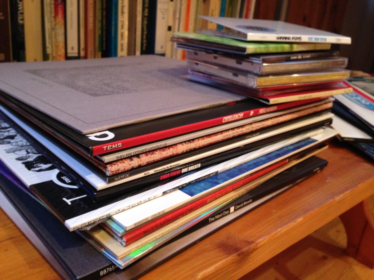Records and CDs of 2013