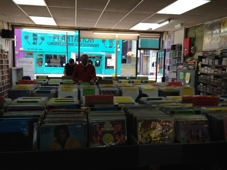 Plastic Wax Record shop Bristol