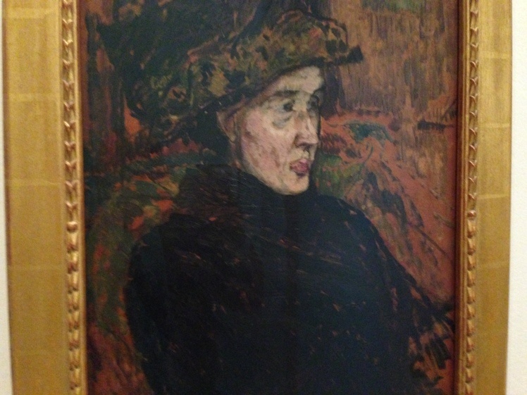 Virginia Woolf by Duncan Grant, Metropolitan Museum of Art