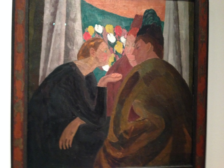 Vanessa Bell, 'The Conversation'
