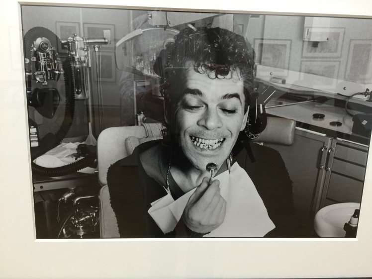 Ian Dury by Chalkie White