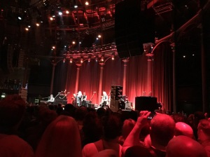 My view of Patti Smith at the Roundhouse