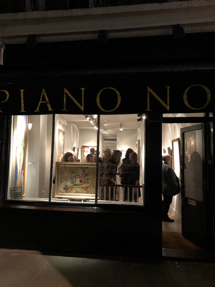 Piano Nobile gallery in London